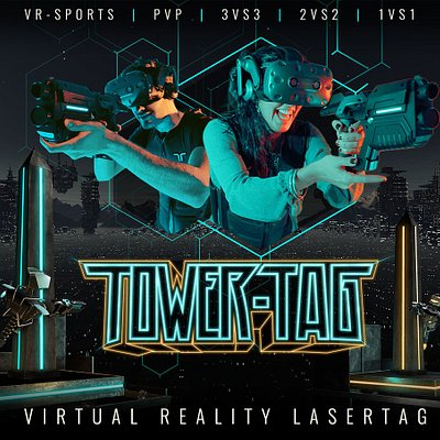 Laser Tag in Virtual Reality