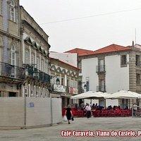 Café Caravela, Viana do Castelo, Portugal