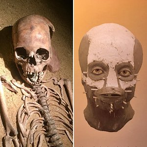 Experience 7.500 year old archaeological find