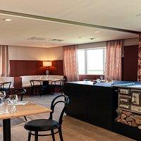 salle de restaurant By Georgette Nuits-Saint-Georges