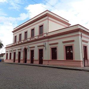 La vieja estación de trenes