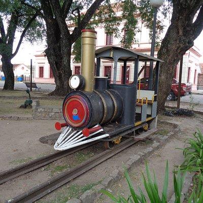 Pequeña locomotora