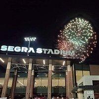 New Baseball Stadium in Fayetteville!