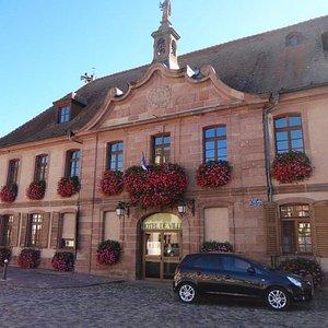 Hôtel de Ville (mairie) de Bergheim