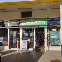 BP Roadhouse Keith    frontage