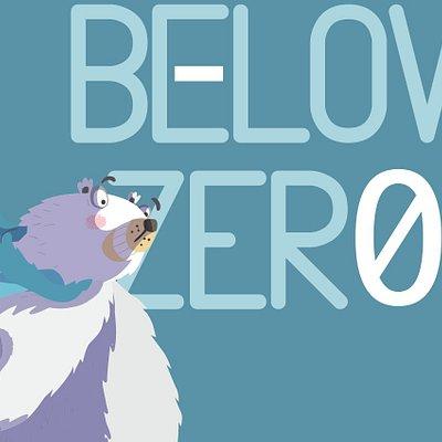 Below Zero Polar Bear