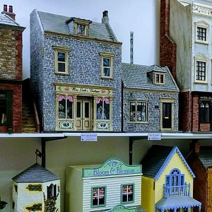 Part of the dolls house gallery