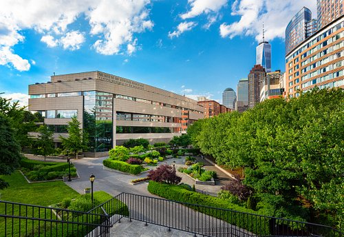 The Museum is situated in Lower Manhattan, just north of Battery Park/Statue of Liberty cruises, and a few blocks south of the 9/11 Memorial.
