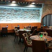 Salle du restaurant.