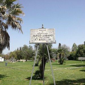 Splendida area verde a Sommatino