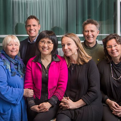 Stockholm Discovery Team: Liv, Marco, Ling Ling, Anna, Hasse and Johanna