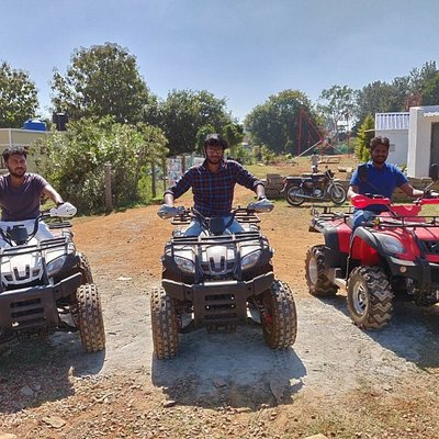 Xtreme thrill and fun @ Xtreme Adventures