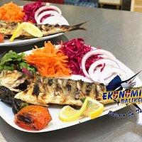 lüfer ekonomik balık avanos nevşehir göreme ürgüp kapadokya fish