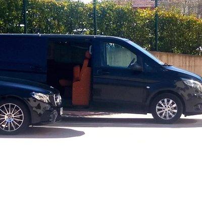 Vito van & BMW S class