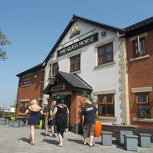 The Glass Horse, St. Helens