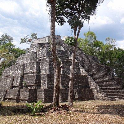 Fantastic Mayan ruins with great views