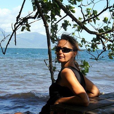 West cost of Tahiti
