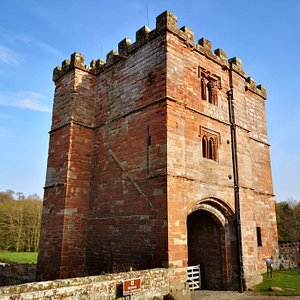 Front of the Gatehouse from the lane