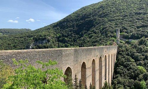 L'antico Ponte delle Torri