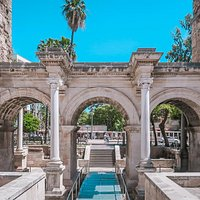 Hadrianstor in Antalya