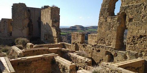 Castillo de Montearagon, Huesca.