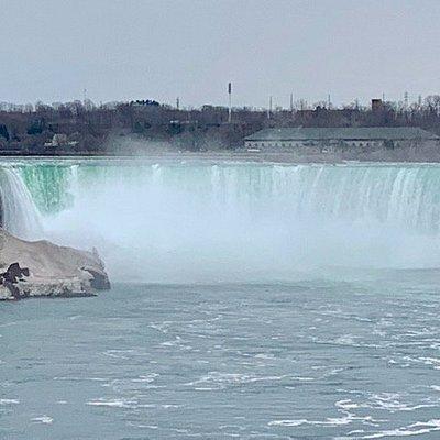 Niagara Falls - Canadian Horseshow Falls