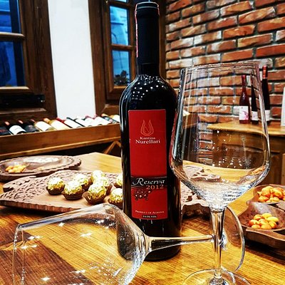 Reserve of Nurellari Winery s the wine which has won the price for the quality in London.