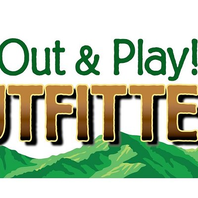 Get Out & Play! Outfitter's Logo