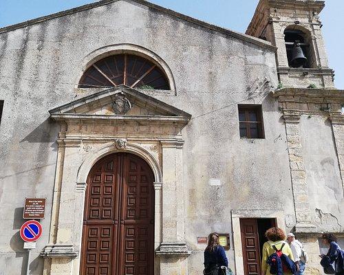 chiesa di S. Cataldo - facciata