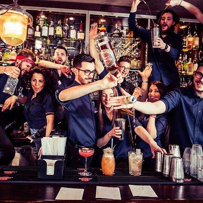 Rasa's Team in Spitalfields is ready make your night happen
