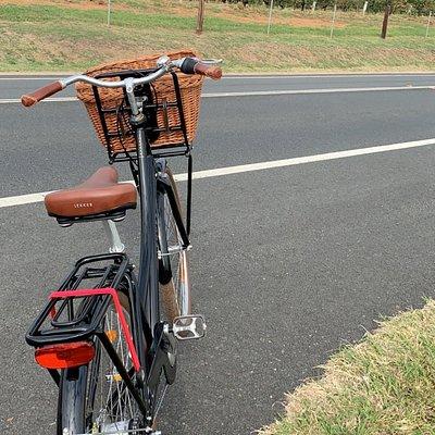 Amazing new bike hire joint!