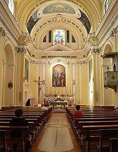 Parrocchia Santa Maria dell'Agnena