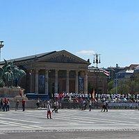 Palace of Exhibitions (Mucsarnok)