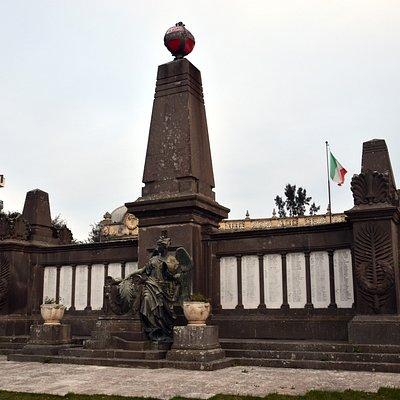 Monumento ai Caduti, Lecce