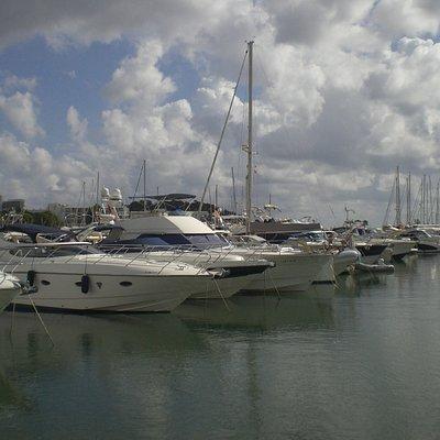 Beautiful boats.