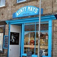 Aunty May's Bakery - Newlyn (20/Apr/19).