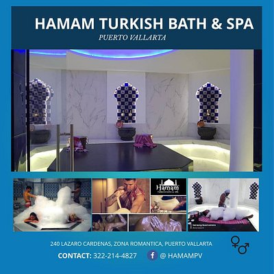 Hamam Turkish Spa Puerto Vallarta