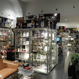 This is how our shop looks inside , its changing everyday