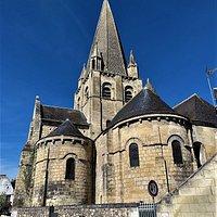 Une belle église du 11ème siècle