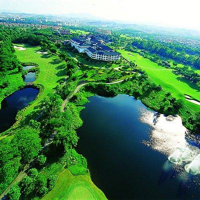 深圳观澜湖高尔夫球会