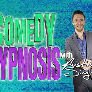 Comedy Hypnosis with Austin Singley Branson Hypnotist