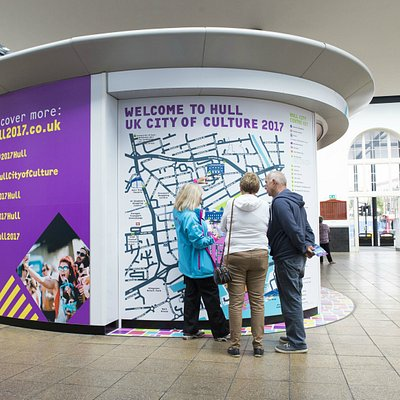 Come and visit The Welcome Information Centre to find out what's going on across the region.