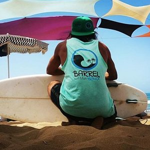 Meet Nabil our coach and founder of Barrel Flavor surf & fun. He's a certified and passionate by surfing and sharing his knowledge and passion of waves !