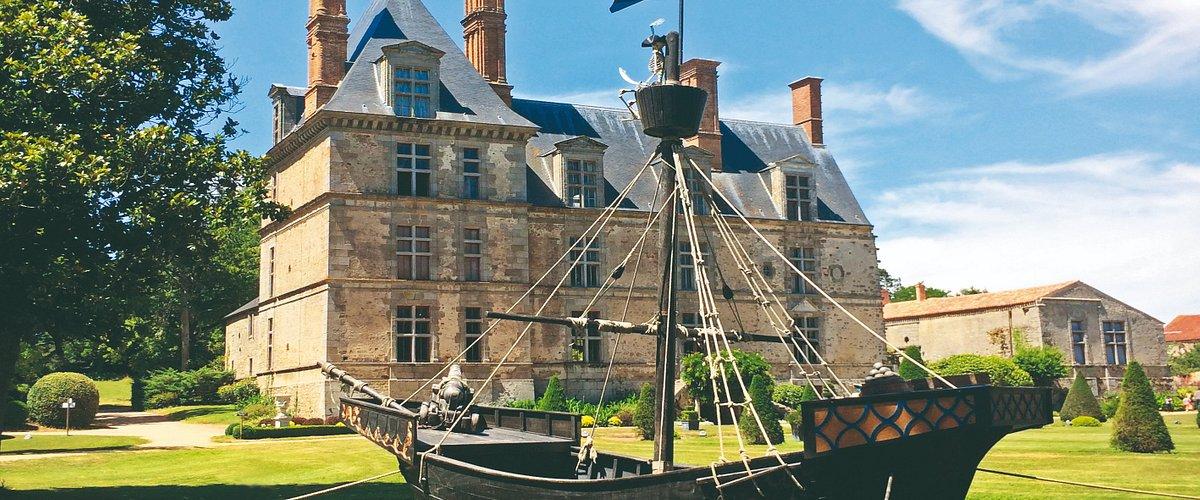 Parcours des pirates au Château des Aventuriers