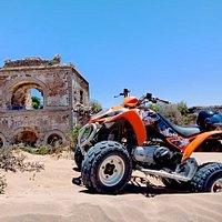 Initiation au Quad et visite culturelle de la région d'Essaouira.