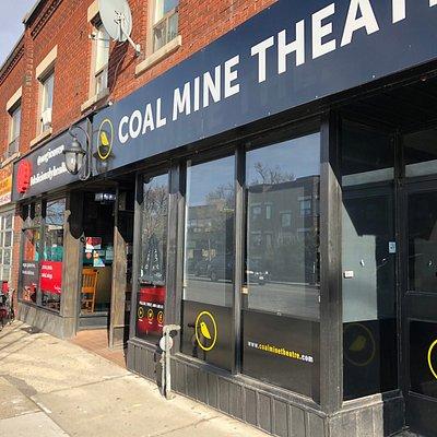 entrance@ Coal Mine Theatre