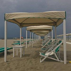 Пляж Аристон