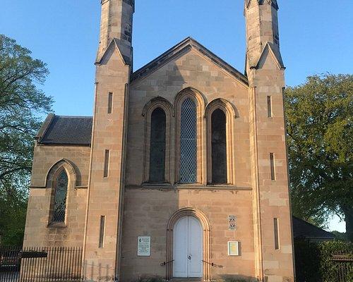 Gordon Chapel exterior