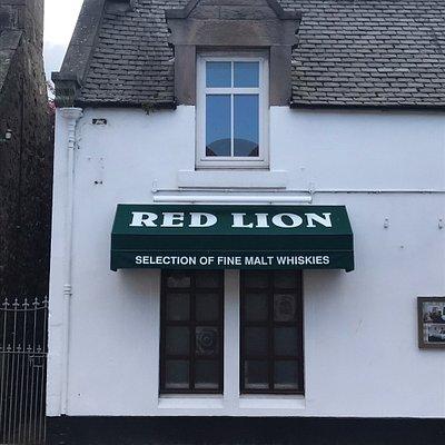 Red Lion exterior
