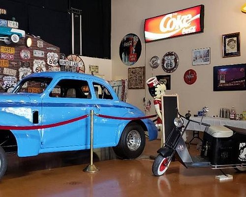 Home of the Super Stude Gasser,  owned by Ernie Nicholson, built by Tony Nancy, Mooneyham Blowers is building the new engine to put back on the strip.  Come check it out....All Free